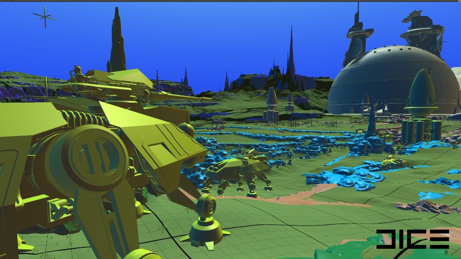 Star Wars Battlefront II – Lehullott a lepel Geonózisról!