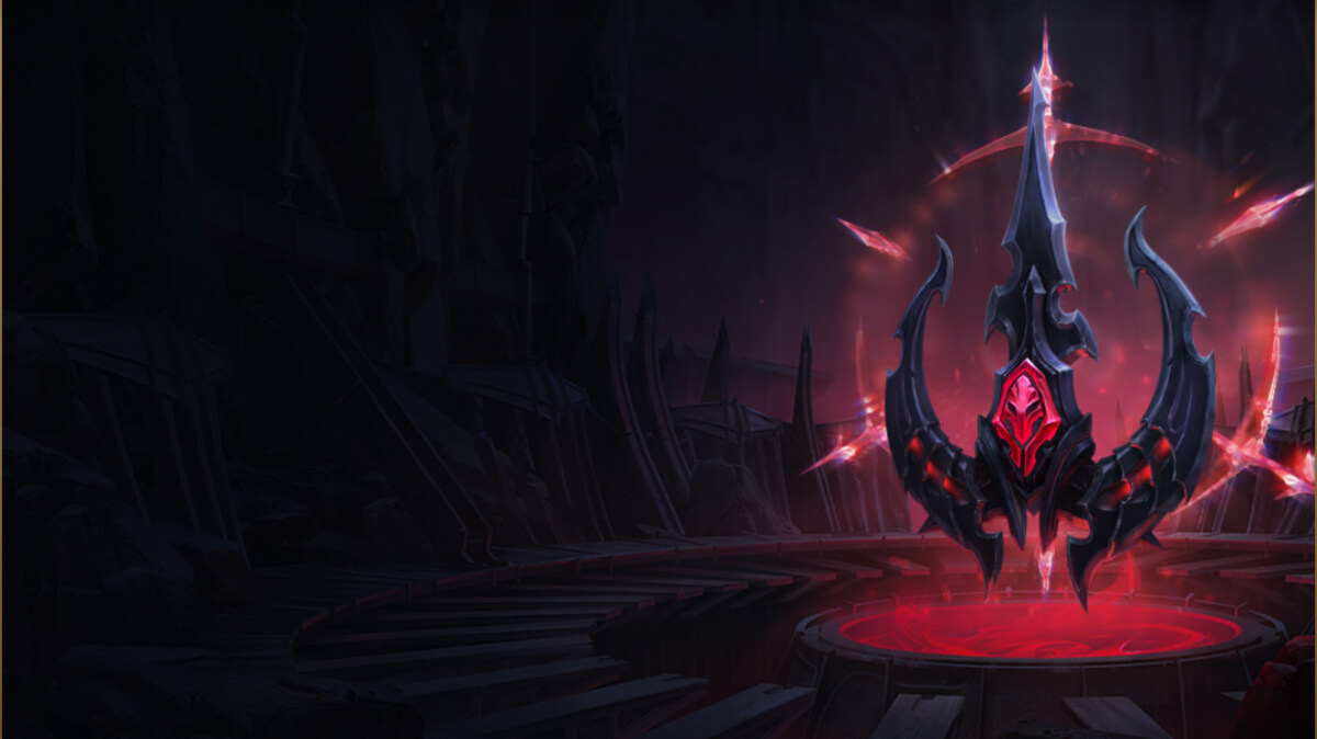 League of Legends vagy inkább League of Dark Harvest?