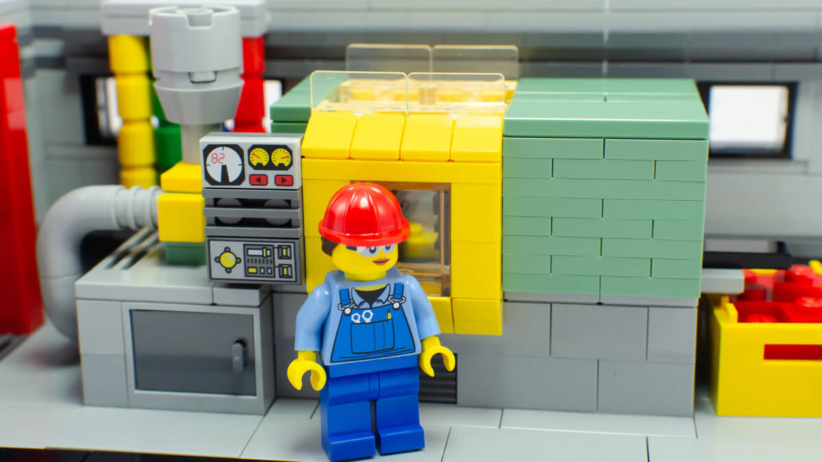Exklúzív interjú Kovács Jónás-sal, akinek készletötletét a Lego fogja gyártani!