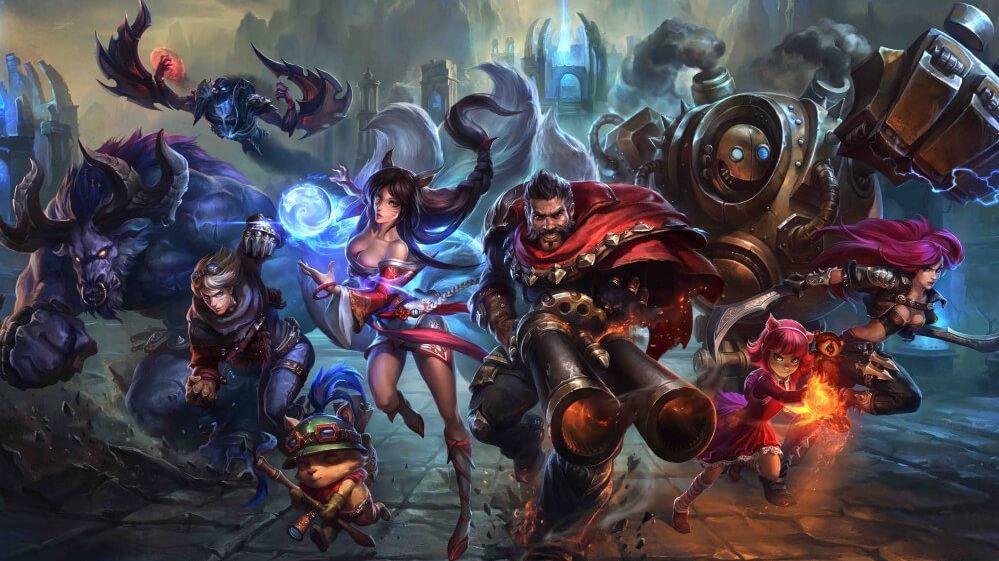 League of Legends kezdőknek – Pálya, pozíciók, képességek, fogalmak