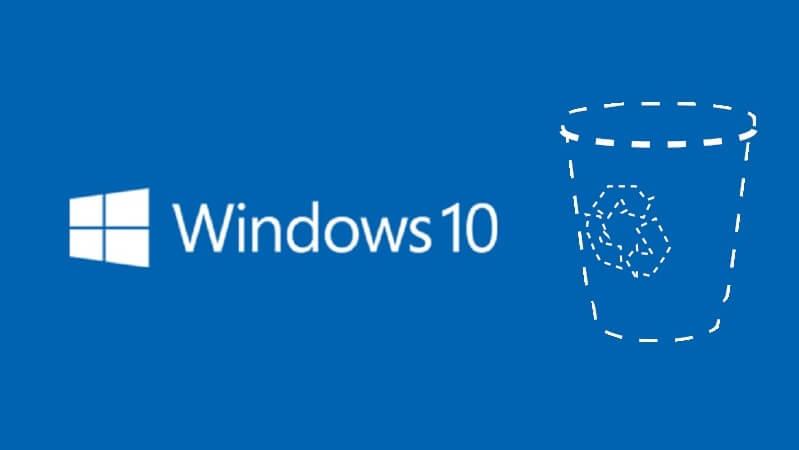 Hogyan automatizáljuk Windows 10 alatt a lomtár ürítését?