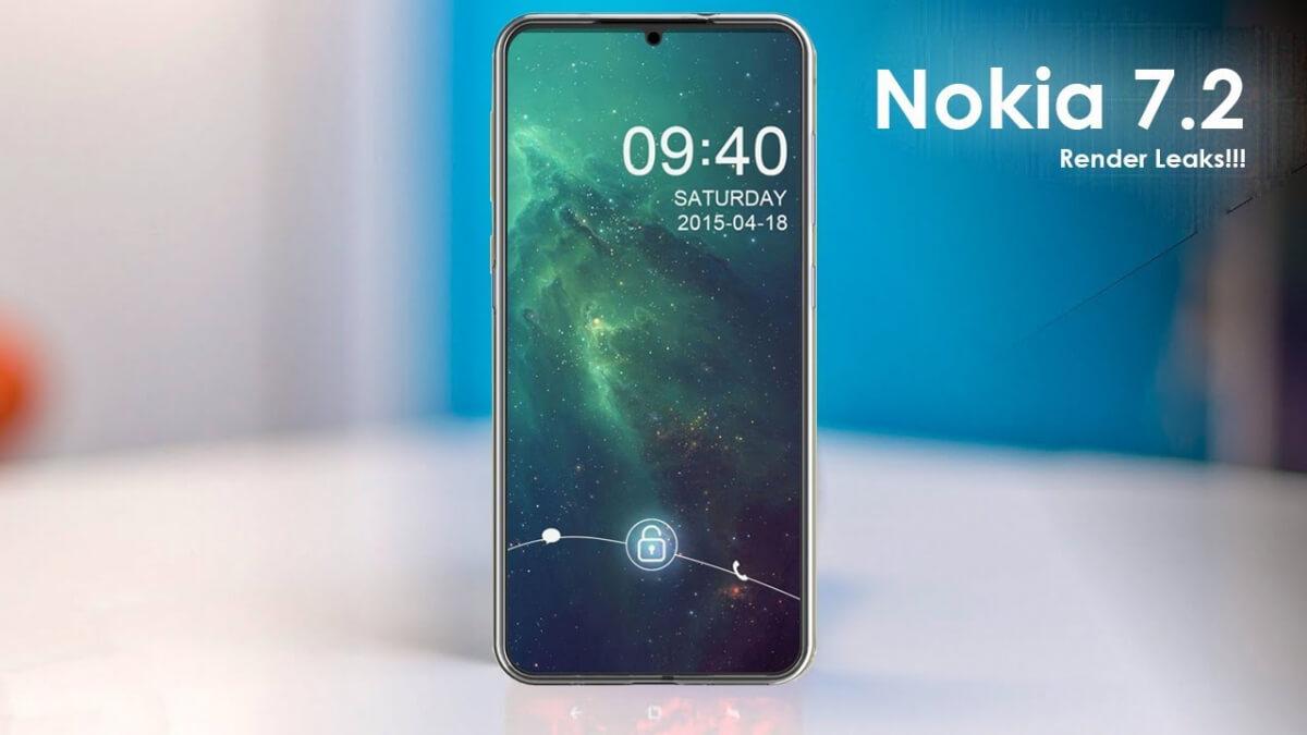 Meglepő kameraelrendezéssel érkezik a Nokia 7.2, specifikációk