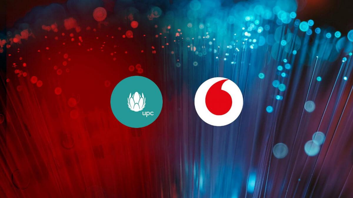 Végéhez ér a UPC felvásárlása: Holnaptól már Vodafone felületeit keressék a UPC-sek