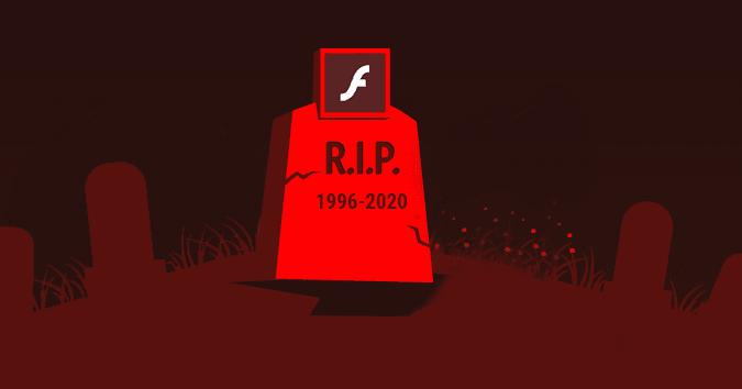 Hamarosan megszűnik a Windows 10-ben az Adobe Flash Player