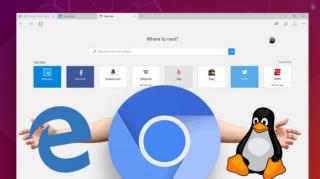 Elérhető Linuxra a Microsoft Edge böngésző és mutatjuk a telepítést