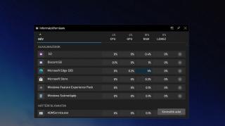 A Windows 10 egyszerűbbé teszi az erőforrások felszabadítását játék közben