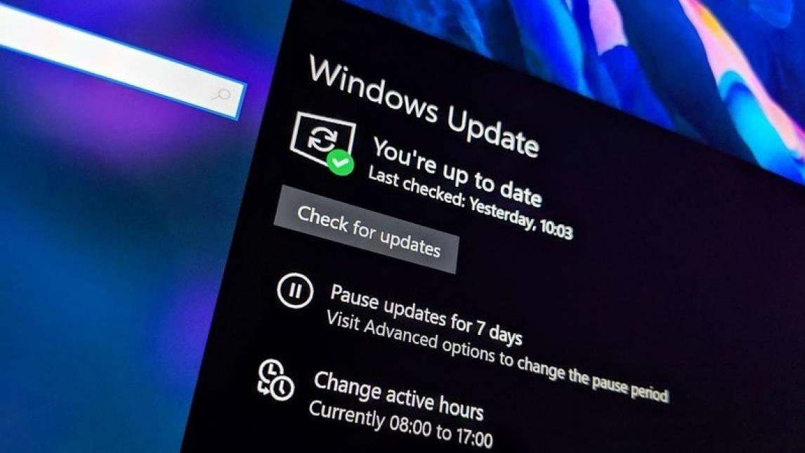 Idén novemberben megújul a Windows 10 illesztőprogram-frissítések folyamata