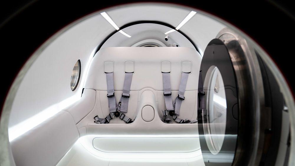 Történelmi pillanat: először utaztak Hyperloop-al emberek