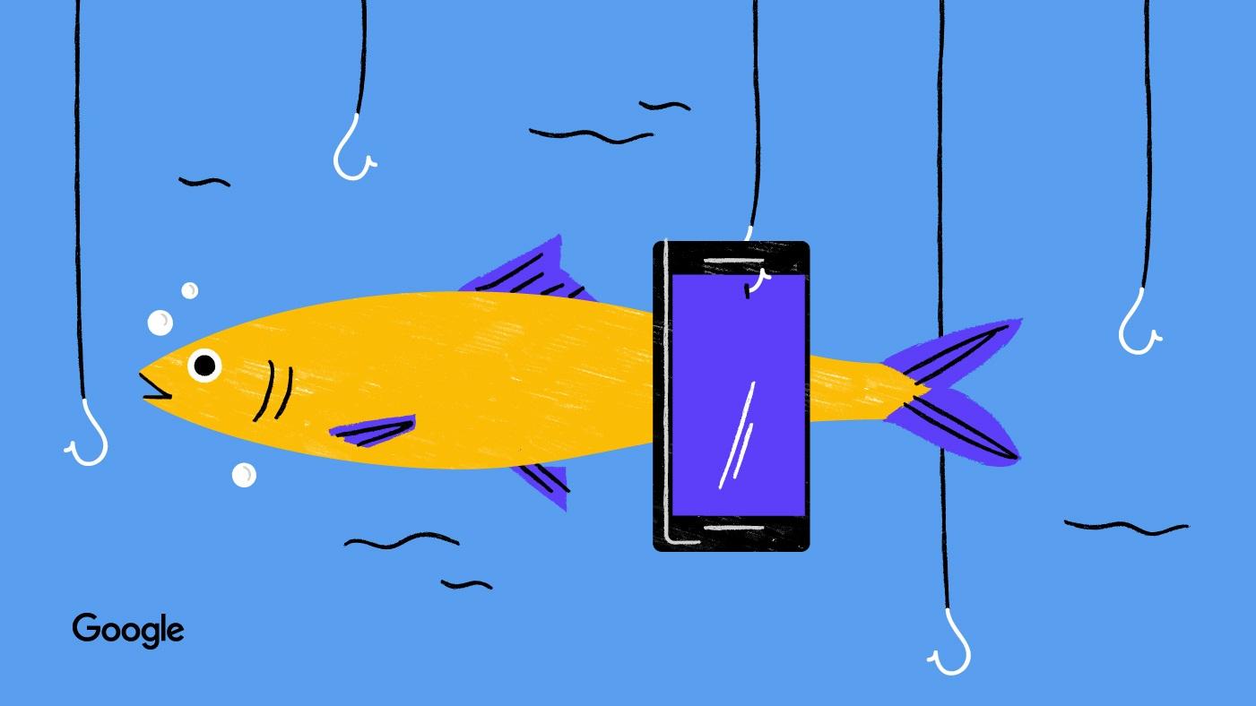 Az adathalászathoz előszeretettel használják a Google szolgáltatásait