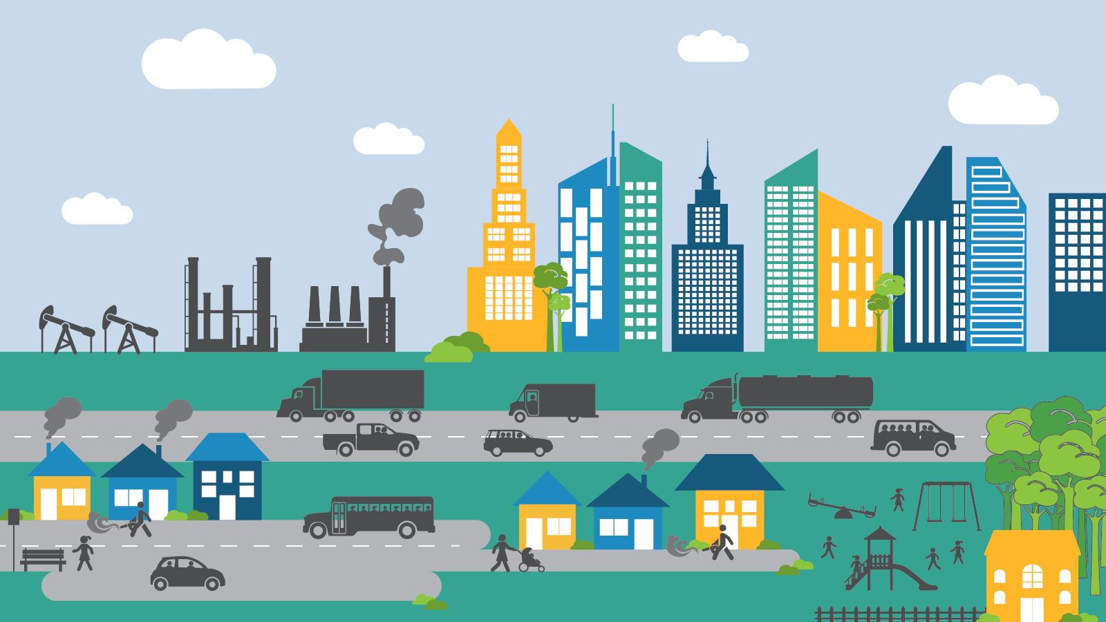 A zöldövezet bemutatja: Védd a levegőt