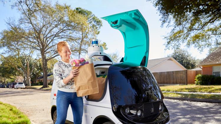 Az önvezető szállítási megoldást fejlesztő Nuro 500 millió dollárt gyűjtött össze