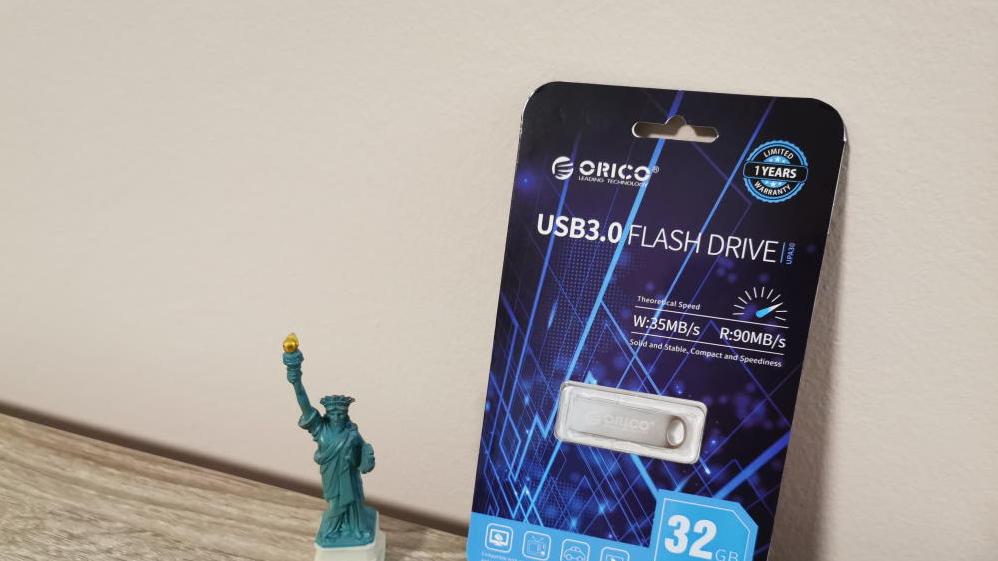ORICO UPA30 32GB: Jobb, ha elkerülöd