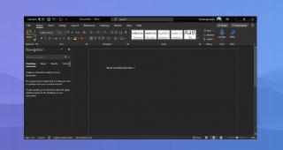 Microsoft Office alkalmazásokra is érkezik a sötét téma
