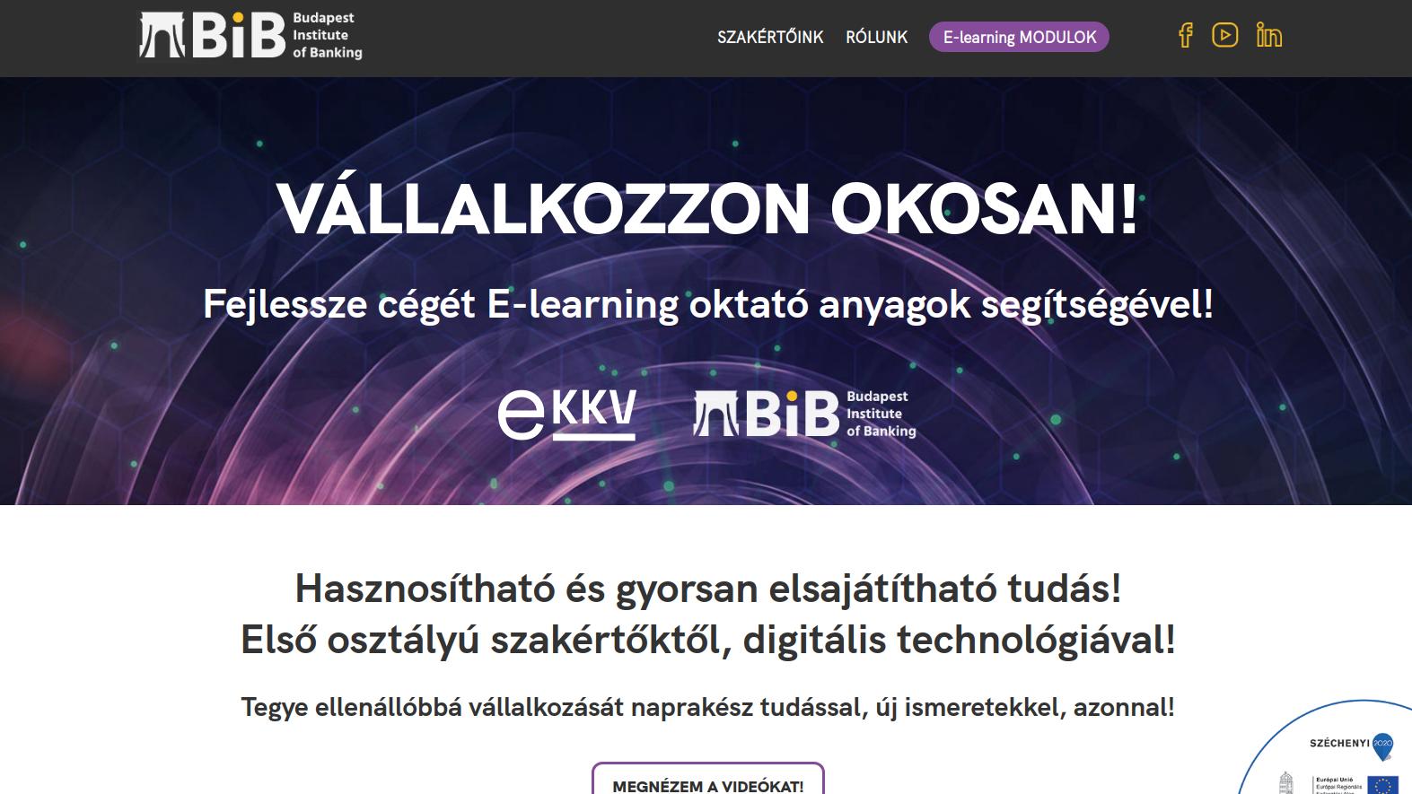 ITM: ingyenes elektronikus tananyag segíti a magyar vállalkozások fejlesztését