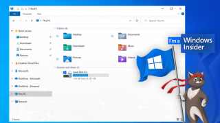 Újabb vizuális újdonságok érkeztek a Windows 10 21H2 tesztelésre szánt verzióba