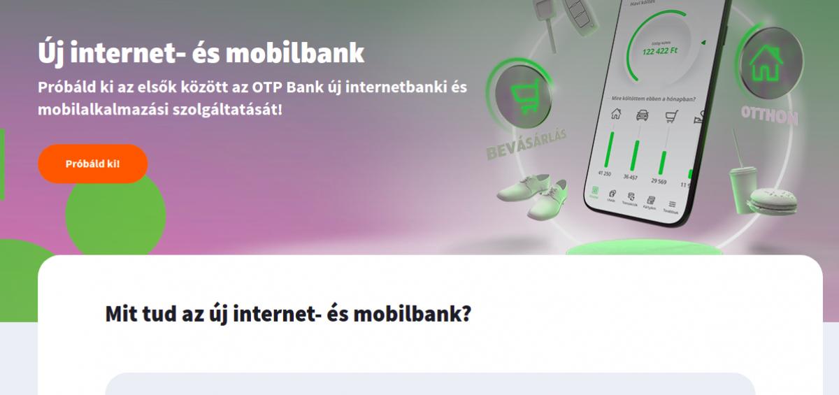 Itt az OTP új mobil bankja - fizetőssé válnak az alap funkciók is?