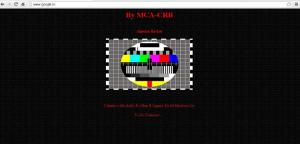 Egy algériai hackernek sikerült feltörnie a Román Google-t!