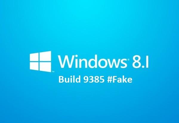 Átverés a kiszivárgott Windows 8.1 Build 9385!