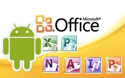 Linuxos és Androidos Microsoft Office?