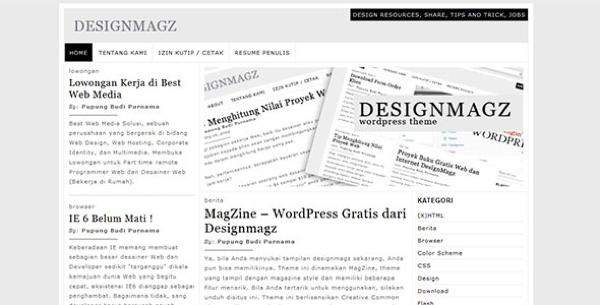 Prémium vagy ingyenes webdesign, sablon?