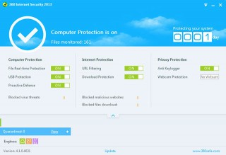 360 Internet Security 2013