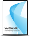 wSoft WorkShop Szerviz program